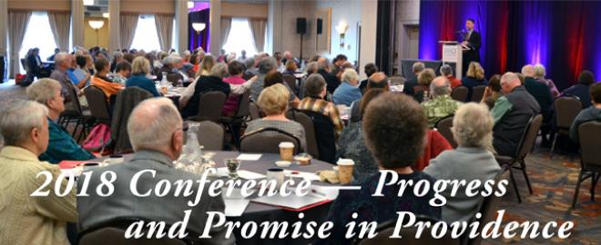 VOTF 2018 Conference -- Progress and Promise in Providence