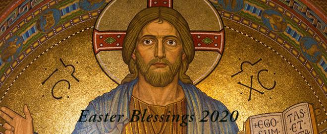 Easter Blessings 2020