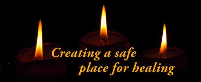 Bella Enlgish of The Boston Globe writes about VOTF Healing Circles