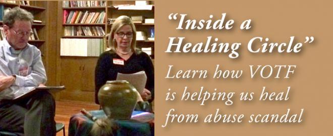 Inside a Healing Circle