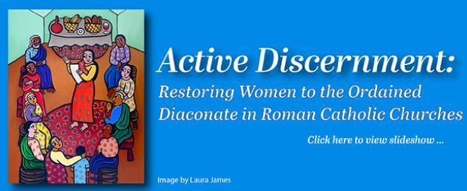 Women Deacons Informational Slideshow
